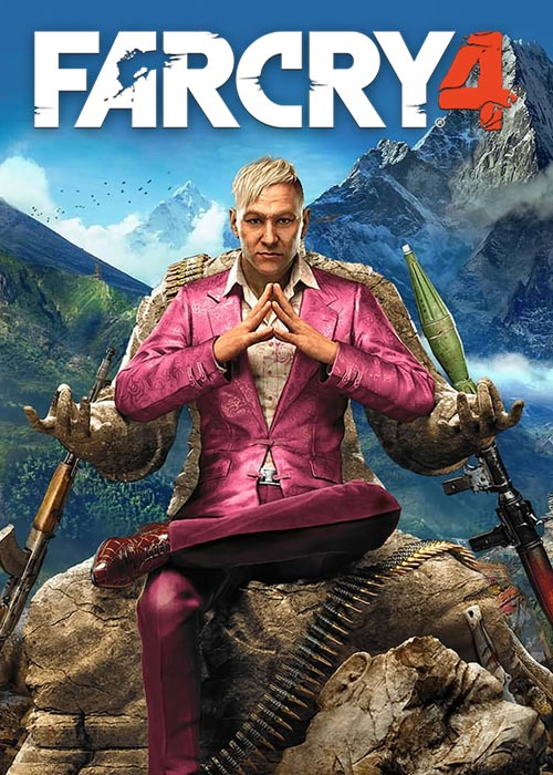 Cheap Uplay Games  Far Cry 4 Uplay CD Key