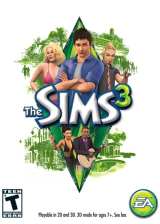 Cheap Origin Games  The Sims 3 Origin CD Key
