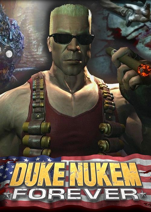 Cheap Steam Games  Duke Nukem Forever Steam CD Key