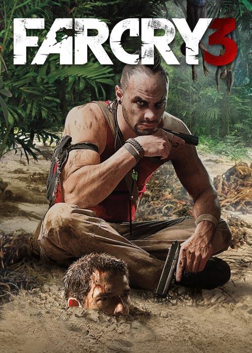 Cheap Uplay Games  Far Cry 3 Uplay CD Key