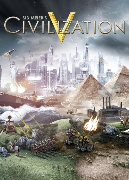 Cheap Steam Games  Civilization V Steam CD Key
