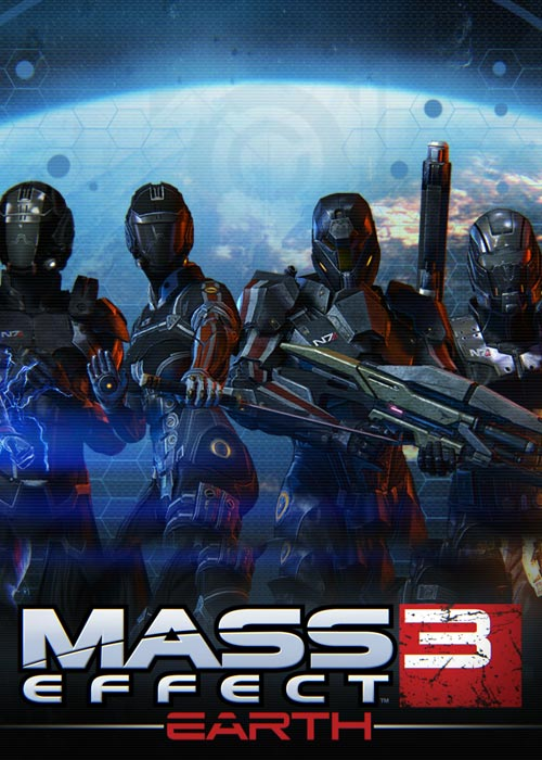 Cheap Origin Games  Mass Effect 3 Origin CD-Key