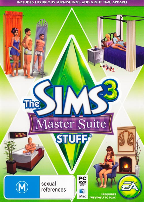 The Sims 3 Master Suite Stuff Origin CD Key