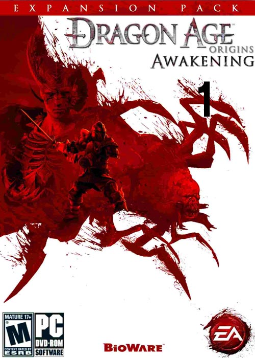Cheap Origin Games  Dragon Age: Origins Awakening Origin CD Key