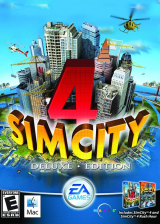 Cheap Origin Games  SimCity 4 Deluxe Edition  Origin CD Key