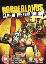 Cheap Steam Games  Borderlands Game of The Year Steam CD Key
