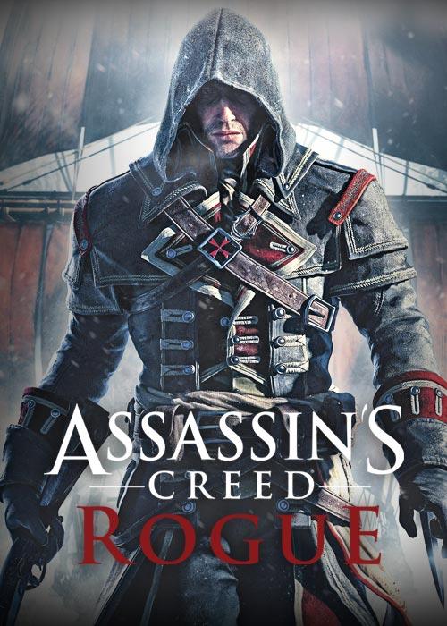 Cheap Uplay Games  Assassin's Creed Rogue Uplay CD Key