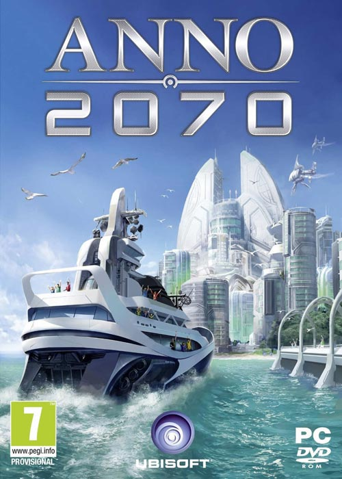 Cheap Uplay Games  Anno 2070 Uplay CD Key