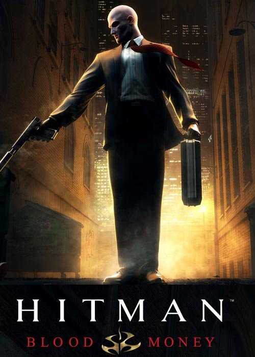 Cheap Steam Games  Hitman: Blood Money Steam CD Key