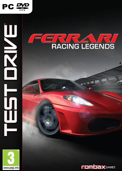 Cheap Steam Games  Test Drive Ferrari Racing Legends Steam CD Key