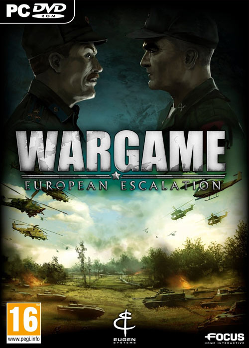 Cheap Steam Games  Wargame European Escalation Steam CD Key