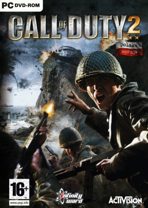 Cheap Steam Games  Call of Duty 2 Steam CD Key