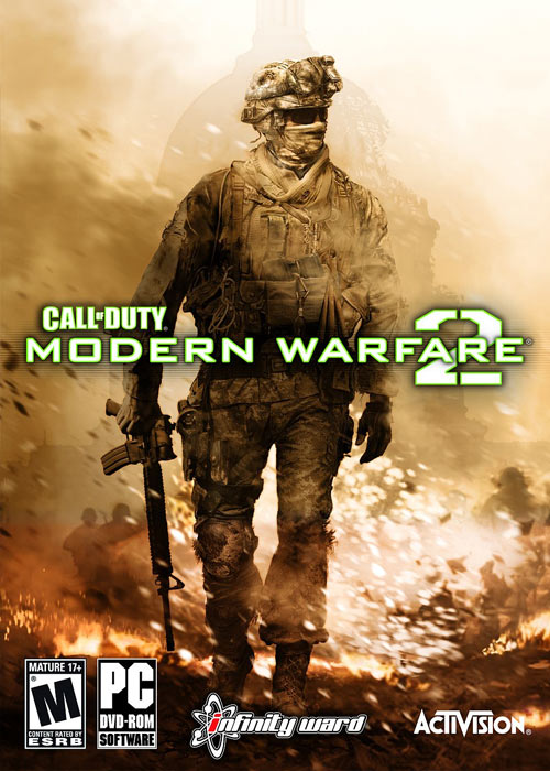 Cheap Steam Games  Call of Duty: Modern Warfare 2 Steam CD Key