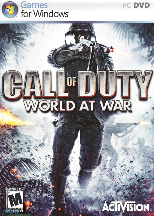 Cheap Steam Games  Call of Duty: World at War Steam CD Key