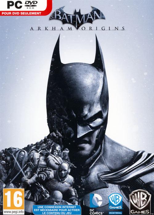 Cheap Origin Games  Batman Arkham Origins Steam CD Key
