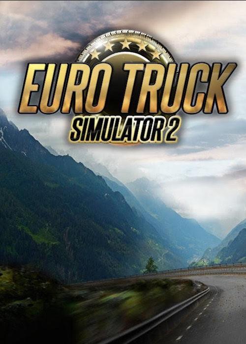 Cheap Steam Games  Euro Truck Simulator 2 Steam CD Key