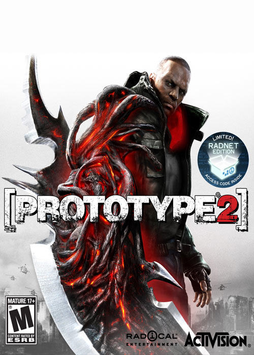 Cheap Steam Games  Prototype 2 Steam CD-Key