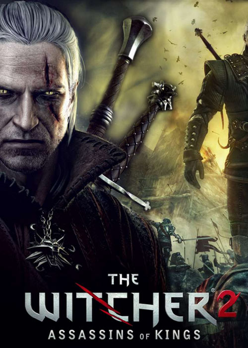 Cheap Steam Games  The Witcher 2 Assassins Of Kings Steam CD Key
