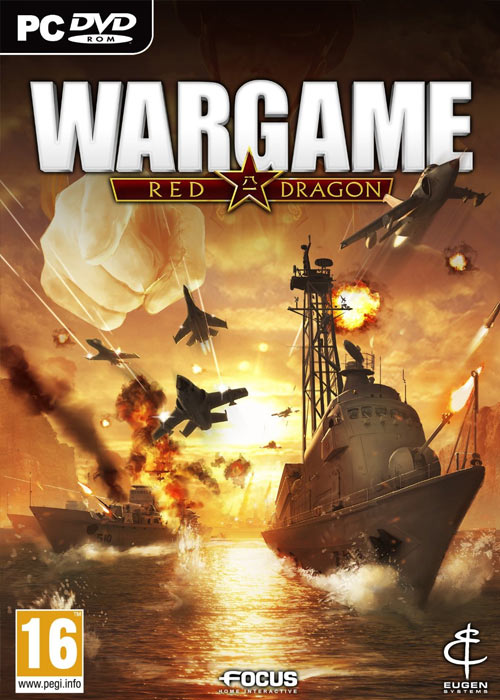 Cheap Steam Games  Wargame Red Dragon Steam CD Key