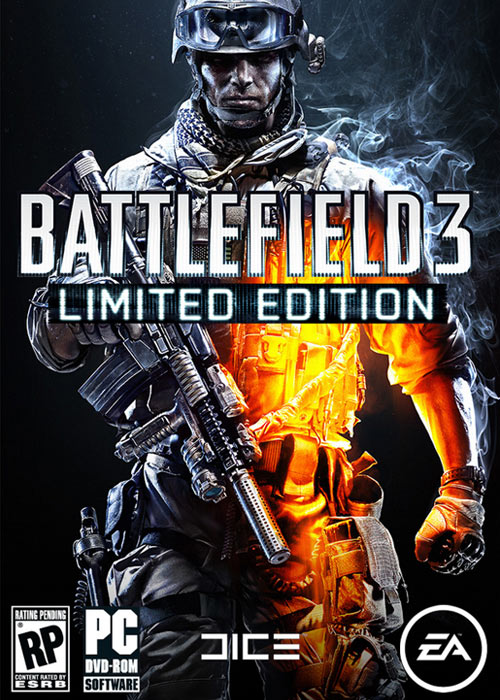 Cheap Origin Games  Battlefield 3 Limited Edition Origin CD Key
