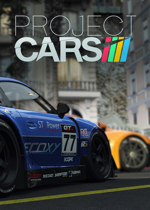 Cheap Steam Games  Project Cars Steam CD-Key