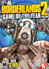 Cheap Steam Games  Borderlands 2 Game Of The Year Edition Steam CD Key