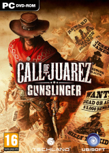 Cheap Steam Games  Call of Juarez: Gunslinger Steam CD Key