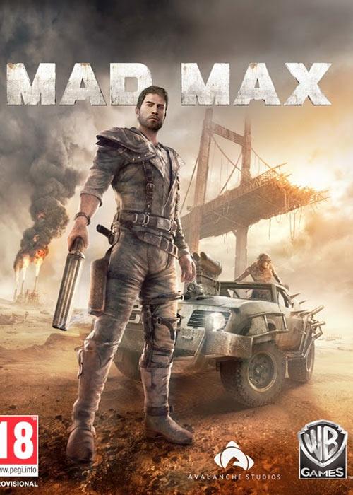 Cheap Steam Games  Mad Max Steam CD-Key(With DLC)