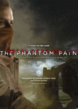 Cheap Steam Games Metal Gear Solid V: The Phantom Pain Steam Cd Key
