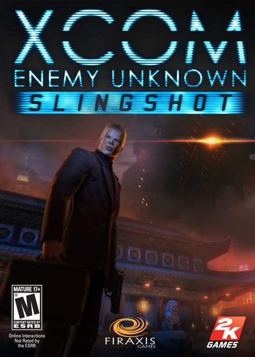 Cheap Steam Games  Xcom Enemy Unknown Slingshot Steam CD Key