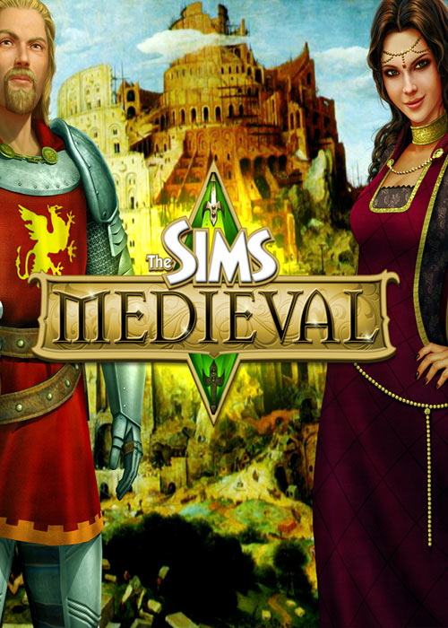 Cheap Origin Games  The Sims Medieval Origin CD Key