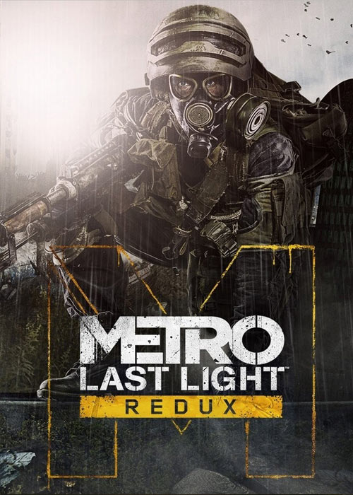 Cheap Steam Games  Metro: Last Light Redux Steam Cd key