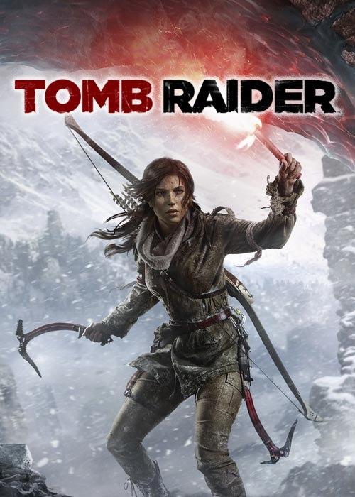 Cheap Steam Games  Tomb Raider Steam CD Key