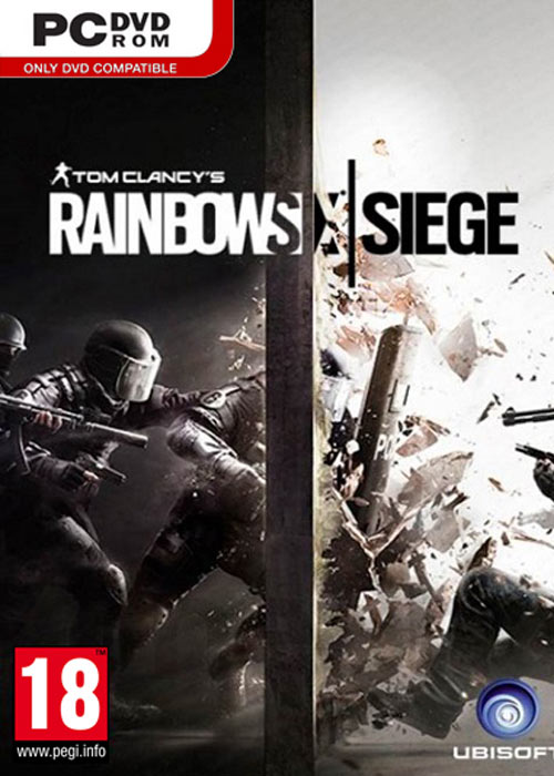 Cheap Uplay Games  Tom Clancys Rainbow Six Siege Uplay CD Key