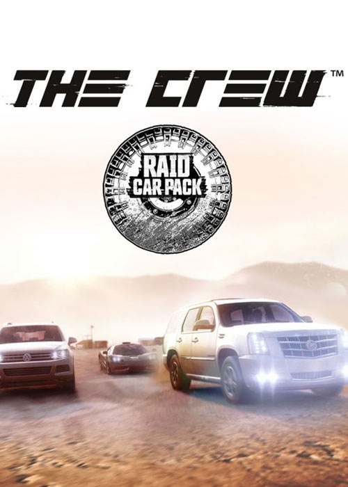 Cheap Uplay Games  The Crew Raid Car Pack DLC Uplay CD Key