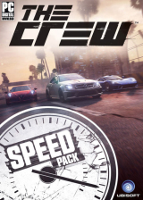 Cheap Uplay Games The Crew Speed Car Pack DLC Uplay CD Key