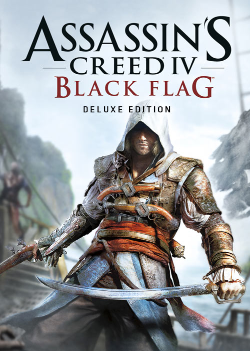 Cheap Uplay Games  Aassassin's Creed IV Black Flag Deluxe Edition Uplay CD Key