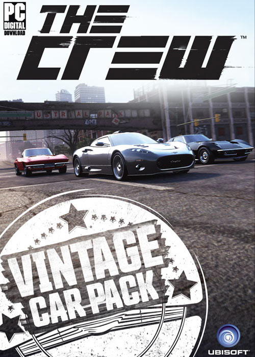 Cheap Uplay Games  The Crew Vintage Car Pack DLC Uplay CD Key