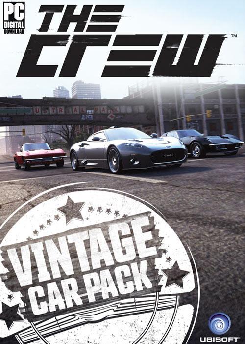 Cheap Uplay Games  The Crew Vintage Car Pack DLC Uplay CD Key