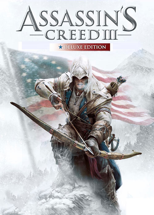 Cheap Uplay Games  Assassin's Creed 3 Digital Deluxe Edition Uplay CD Key