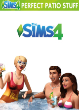Cheap Origin Games  The Sims4 Perfect Patio Stuff DLC Origin CD Key