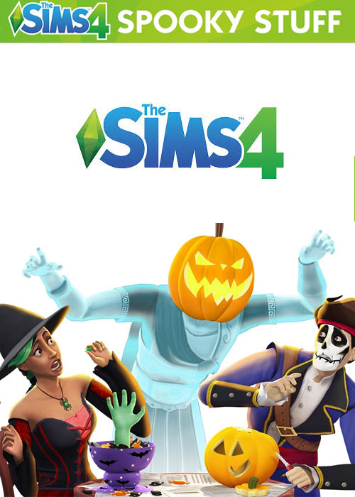 Cheap Origin Games  The Sims4 Spooky Stuff Pack DLC Origin CD Key