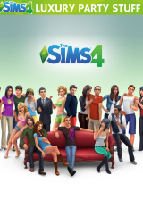 Cheap Origin Games  The Sims 4 Luxury Party DLC Origin CD Key