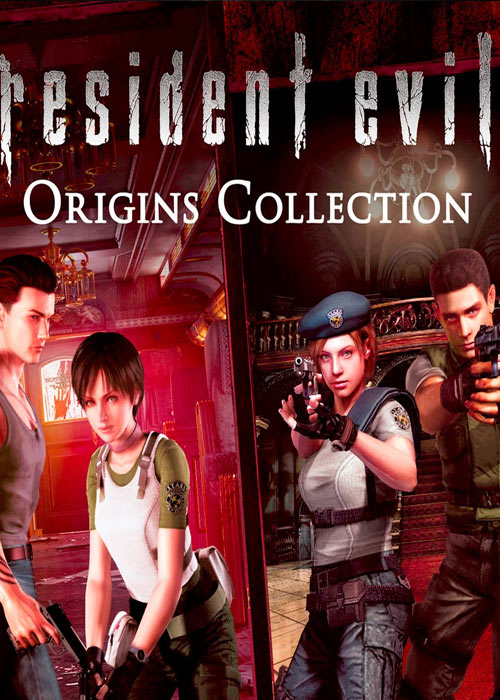 Cheap Steam Games  Resident Evil Origins Collection Steam CD Key