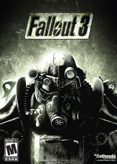 Cheap Steam Games  Fallout 3 Steam CD Key