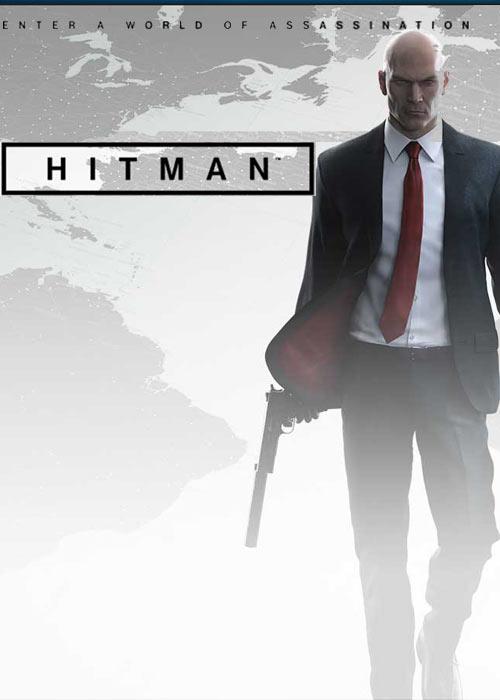 Cheap Steam Games  Hitman Steam CD-Key