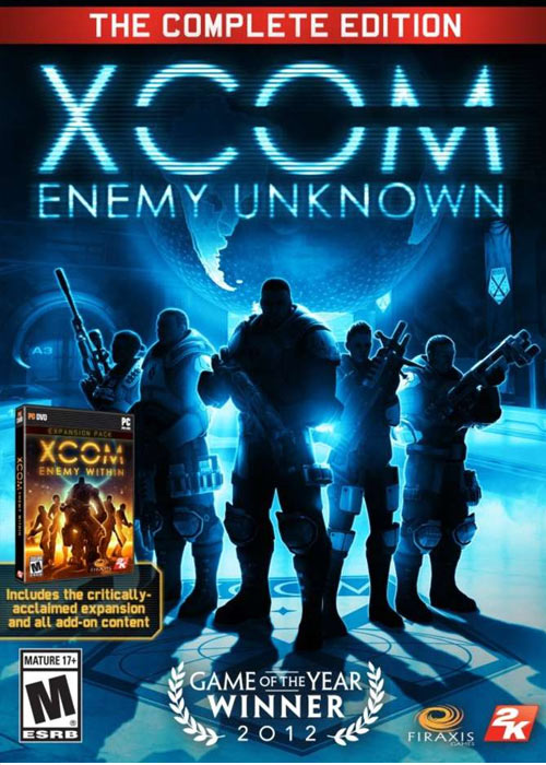 Cheap Steam Games  Xcom Enemy Unknown Complete Edition Steam CD Key