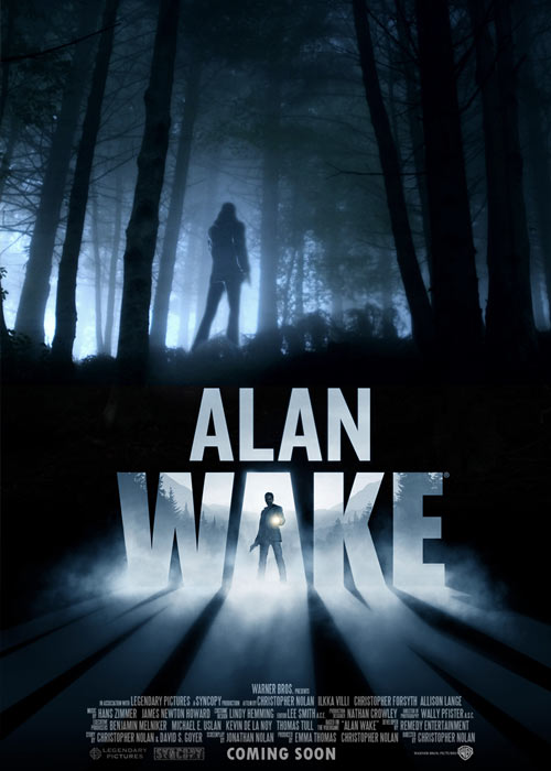 Cheap Steam Games  Alan Wake Steam CD Key