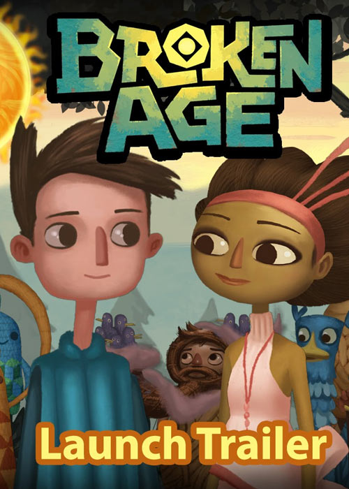 Cheap Steam Games  Broken Age Steam CD Key