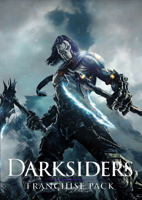Cheap Steam Games  Darksiders Franchise Pack Steam CD Key